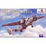 Патрульный самолет PZL M28B Bryza (AMO1458) Масштаб:  1:144