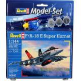 RV63997  Model Set Самолет (1995г.,США) F/A-18E Super Hornet