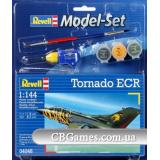 RV64048  Model Set Самолет Tornado ECR