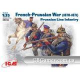 ICM35012  Prussian Line Infantry (фігури)