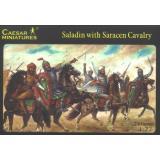 Салахадин и сарацинская кавалерия (CMH018) Масштаб:  1:72
