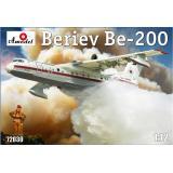 Самолет-амфибия Beriev Be-200 (AMO72030) Масштаб:  1:72
