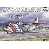 Самолет-амфибия HU-16E Albatros (AMO1415) Масштаб:  1:144