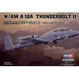 Штурмовик N/AW A-10A Thunderbolt  II (HB80267) Масштаб:  1:72