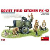 MA35061  Soviet Field  Kitchen KP-42 (Кухня)