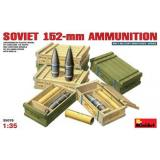 MA35076  Soviet 152-mm ammunition