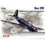 ICM72082  Sukhoi Su-2R WWII Soviet reconn