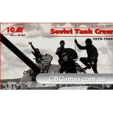 ICM35601  Soviet Tank Crew (1979-1988)