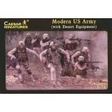 Современная армия США. Солдаты (CMH030) Масштаб:  1:72