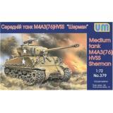 Средний танк M4A3 (76)W HVSS