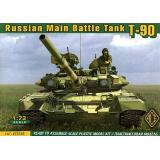 Танк T-90 (ACE72163) Масштаб:  1:72