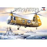 Вертолет HUP-2/HUP-3 USAF (AMO72137) Масштаб:  1:72