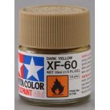 Акриловая краска 10мл Mini XF-60 Темножелтый (TAM81760)
