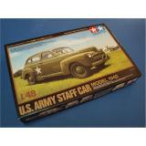 Американский командирский автомобиль 1942 (TAM32559) Масштаб:  1:48