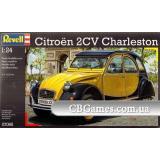 Автомобиль Citroen 2CV Charleston (RV07095) Масштаб:  1:24