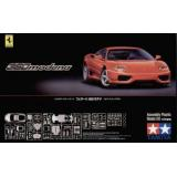 Автомобиль Ferrari 360 Modena (TAM24298) Масштаб:  1:24