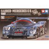 Автомобиль Sauber-Mercedes C8 1988 (TAM24310) Масштаб:  1:24