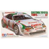 Автомобиль Toyota Supra GT Tom's Castrol (TAM24163) Масштаб:  1:24