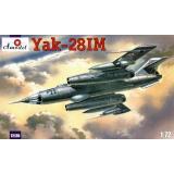Бомбардировщик Яковлев Як-28ИМ (AMO72126) Масштаб:  1:72