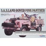 Британская розовая Пантера SAS Land Rover (TAM35076) Масштаб:  1:35