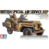 Британский джип SAS (TAM35033) Масштаб:  1:35