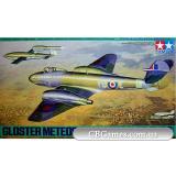 Британский истребитель Gloster Meteor F.1 c самолетом-снарядом V-1 (Fieseler Fi103) (TAM61065) Масштаб:  1:48