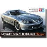 Cуперкар Mercedes-Benz SLR McLaren 722 Edition (TAM24317) Масштаб:  1:24