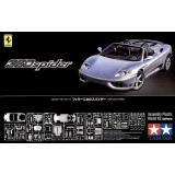 Феррари Спайдер 360 / Ferrari 360 Spider (TAM24307) Масштаб:  1:24
