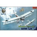 RN011  Gotha G.IV (Літак)