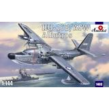 Grumman HU-16B/ASW Albatros (AMO1403) Масштаб:  1:144