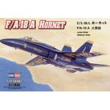 "Истребитель F/A-18A ""Hornet"" (HB80268) Масштаб:  1:72"