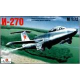 Истребитель-перехватчик И-270 (AMO7212) Масштаб:  1:72