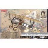 RN040  Sopwith F.1 Camel RAF fighter (Літак)