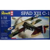 Истребитель Spad S.XIII (RV04192) Масштаб:  1:72