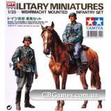 Конная пехота вермахта (TAM35053) Масштаб:  1:35