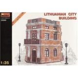 MA35504  Lithunianan city building (Споруди)