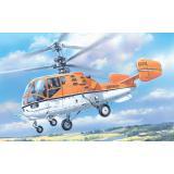 Многоцелевой двухместный вертолет Ка-15М (AMO7256) Масштаб:  1:72