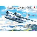 Многоцелевой транспортный самолет Ан-72 (AMO1410) Масштаб:  1:144