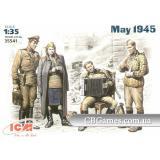 ICM35541  Набор фигур Май 1945