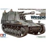 Немецкая САУ Веспе (Howitzer Wespe) (TAM35200) Масштаб:  1:35