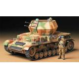 Немецкая САУ зенитка Flakpanzer IV Wirbelwind (TAM35233) Масштаб:  1:35