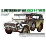 Немецкий автомобиль Horch Type 1A (TAM35052) Масштаб:  1:35