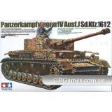 Немецкий танк Panzerkampfwagen IV Ausf.J Sd.Kfz.161 / 2 (TAM35181) Масштаб:  1:35