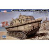 Немецкий транспортный тягач-амфибия Land-Wasser-Schlipper (LWS) (HB82430) Масштаб:  1:35
