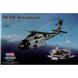 Палубный противолодочный вертолет SH-60F Oceanhawk (HB87232) Масштаб:  1:72