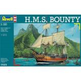 Парусное судно H.M.S. Bounty (RV05404) Масштаб:  1:110