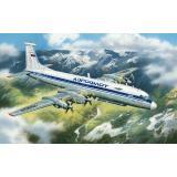 Самолет Ильюшин Ил-22М (AMO72022) Масштаб:  1:72