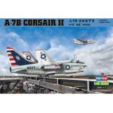 Штурмовик A-7B Corsair II (HB80343) Масштаб:  1:48