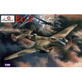 Советский бомбардировщик Ер-2 (AMO72109) Масштаб:  1:72