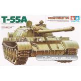 Советский средний танк T-55A (TAM35257) Масштаб:  1:35